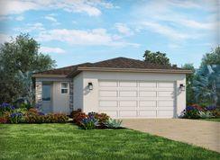 Sycamore - Villages at Minneola Hills - Classic Series: Minneola, Florida - Meritage Homes