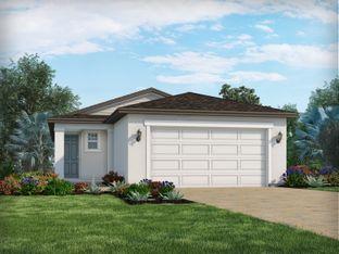Poinciana - Villages at Minneola Hills - Classic Series: Minneola, Florida - Meritage Homes