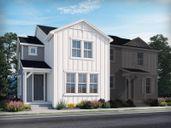 Kipling Park West: Paired Homes by Meritage Homes in Denver Colorado