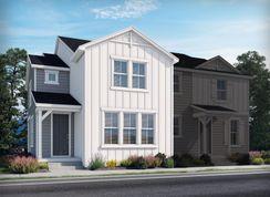 Aspen - Kipling Park West: Paired Homes: Denver, Colorado - Meritage Homes