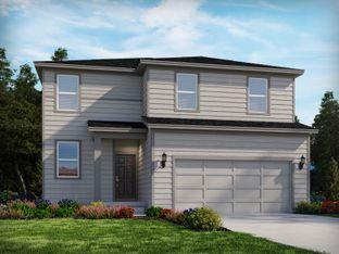 The Silver Sage - Kipling Park West: Single Family Homes: Denver, Colorado - Meritage Homes