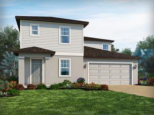 Jacobson II - Villages at Minneola Hills - Signature Series: Minneola, Florida - Meritage Homes