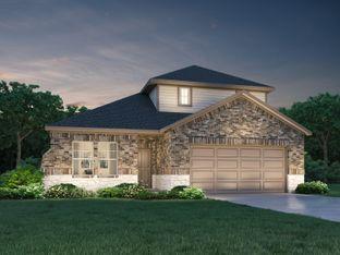 The Pioneer (C470) - Highlands North: Hutto, Texas - Meritage Homes