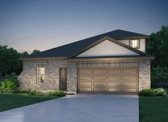 The Griffin (C460) - Highlands North: Hutto, Texas - Meritage Homes
