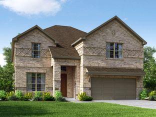 The Cedar - The Enclave at Oak Grove: Little Elm, Texas - Meritage Homes