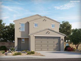 Teagan - Element on Euclid: Laveen, Arizona - Meritage Homes