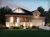 Water Oak by Meritage Homes in Austin Texas