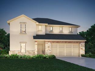 The Legacy (C453) - Durango Farms - Boulevard Collection: Hutto, Texas - Meritage Homes