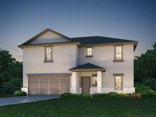 The McKinnon (C451) - ShadowGlen - Boulevard Collection: Manor, Texas - Meritage Homes