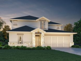 The Pearl (C452) - ShadowGlen - Boulevard Collection: Manor, Texas - Meritage Homes