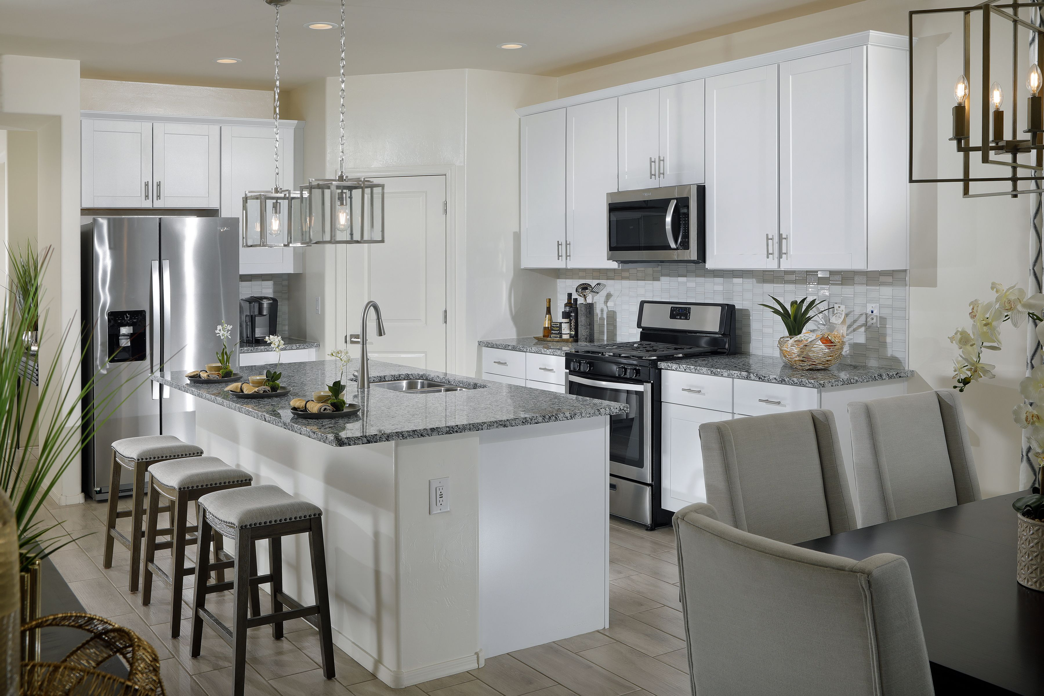 'Brookstone at Gladden Farms' by Meritage Homes: Tucson, AZ in Tucson