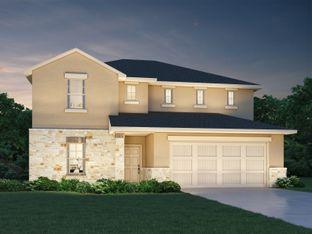 The Kessler (C454) - Durango Farms - Boulevard Collection: Hutto, Texas - Meritage Homes