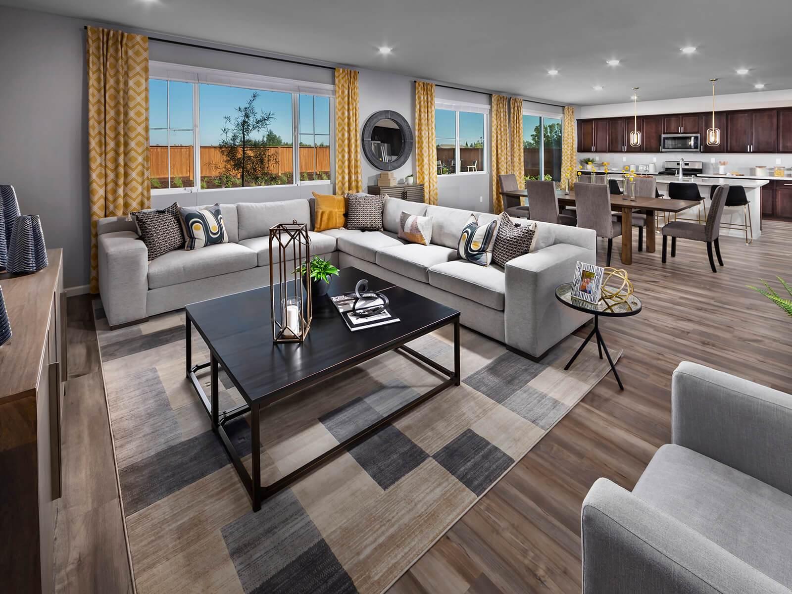 'Homestead' by Meritage Homes: Bay Area, C... in Vallejo-Napa