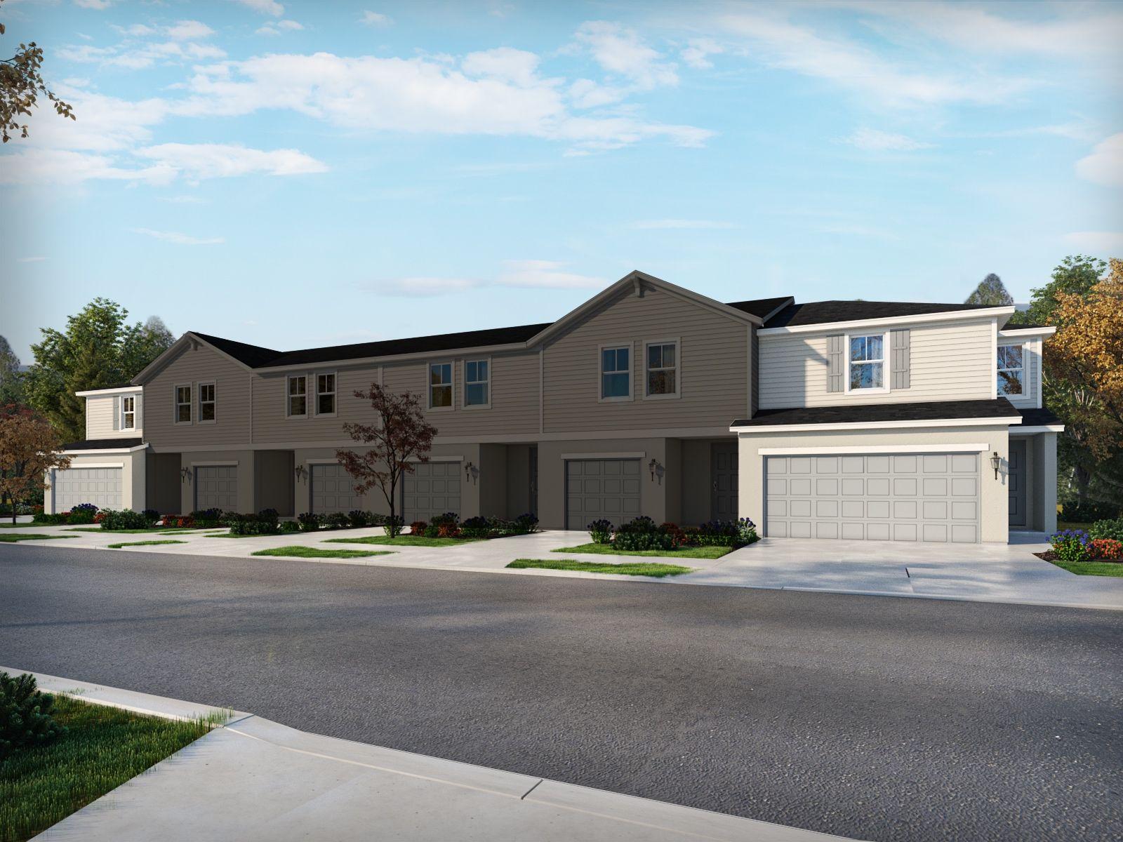 'Prairie Meadows' by Meritage Homes: Orlando, FL in Orlando