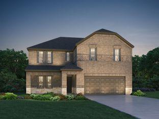 The Royal (C480) - Pine Lake Cove - Classic: Montgomery, Texas - Meritage Homes