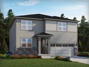 The Bluebell - Meadowlark: The Flora Collection: Parker, Colorado - Meritage Homes