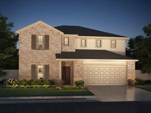 The Kessler - Cibolo Hills: Fort Worth, Texas - Meritage Homes