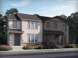 Telluride - Prospect Village at Sterling Ranch: Paired Homes: Littleton, Colorado - Meritage Homes