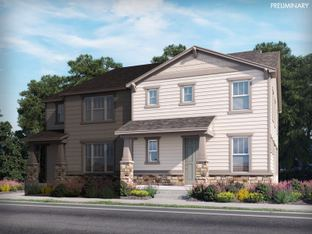 Vail - Prospect Village at Sterling Ranch: Paired Homes: Littleton, Colorado - Meritage Homes