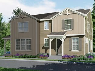The Perry Park - Village at Southgate: The Town Collection: Brighton, Colorado - Meritage Homes