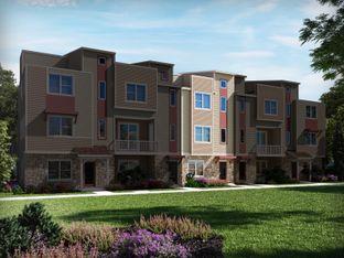 Belford - Vive on Via Varra: The Apex Collection: Broomfield, Colorado - Meritage Homes