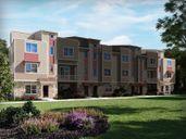 Vive on Via Varra: The Apex Collection por Meritage Homes en Denver Colorado