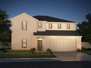 The Kessler - Palmilla Springs - Signature Series: Fort Worth, Texas - Meritage Homes