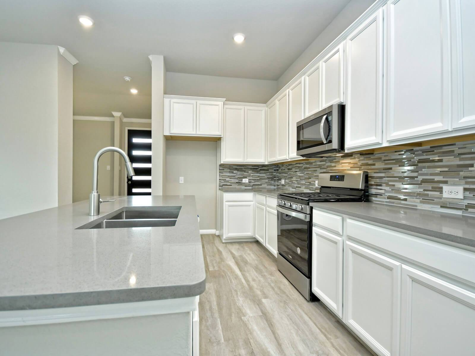 Kitchen featured in The San Saba (3015) By Meritage Homes in San Antonio, TX