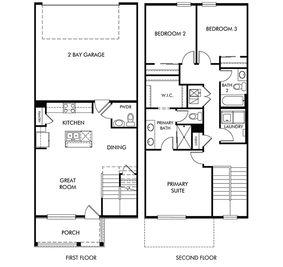 Brook - Dakota Ridge: Littleton, Colorado - Meritage Homes