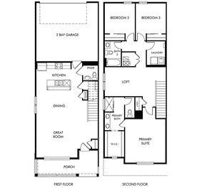 Woodland - Dakota Ridge: Littleton, Colorado - Meritage Homes