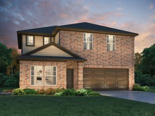 The Winedale (880) - ShadowGlen - Reserve Collection: Manor, Texas - Meritage Homes