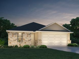 The Callaghan (830) - MorningStar - Reserve Collection: Georgetown, Texas - Meritage Homes