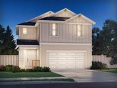 MorningStar - Americana Collection by Meritage Homes in Austin Texas