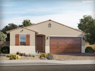 Leslie - Oversized Homesite - Coyote Ridge - Estate Series: Buckeye, Arizona - Meritage Homes