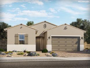 Lark - Coyote Ridge - Estate Series: Buckeye, Arizona - Meritage Homes