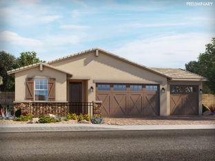 Leslie - 3 Car Garage Included - Coyote Ridge - Estate Series: Buckeye, Arizona - Meritage Homes