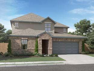 The Pearl (C452) - Arcadia Ridge - Classic Series: San Antonio, Texas - Meritage Homes