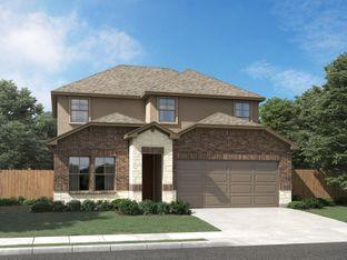 The Matador (870) - Arcadia Ridge - Premier Series: San Antonio, Texas - Meritage Homes