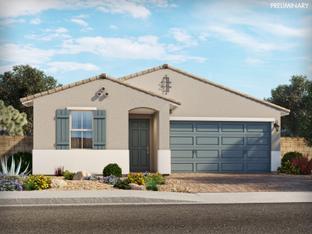 Jubilee - Coyote Ridge - Classic Series: Buckeye, Arizona - Meritage Homes