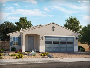 Mayfair - Coyote Ridge - Classic Series: Buckeye, Arizona - Meritage Homes