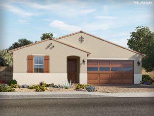 Sawyer - Coyote Ridge - Estate Series: Buckeye, Arizona - Meritage Homes