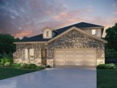 Highlands North by Meritage Homes in Austin Texas