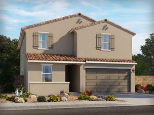 McKinley - Ellison Trails: Laveen, Arizona - Meritage Homes