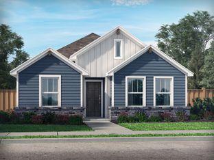 The Coronado - Palmilla Springs - Classic Series: Fort Worth, Texas - Meritage Homes