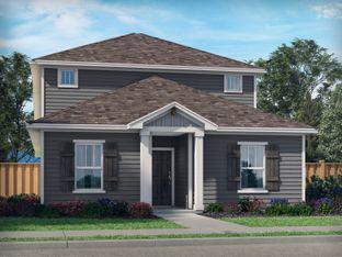 The Sierra - Palmilla Springs - Classic Series: Fort Worth, Texas - Meritage Homes