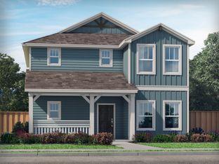 The Eldorado - Palmilla Springs - Classic Series: Fort Worth, Texas - Meritage Homes
