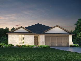 The Preston (C403) - ShadowGlen - Boulevard Collection: Manor, Texas - Meritage Homes