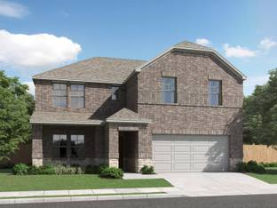 The Royal (C480) - Arcadia Ridge - Classic Series: San Antonio, Texas - Meritage Homes