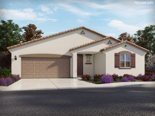 Residence 3 - Roam at Winding Creek: Roseville, California - Meritage Homes