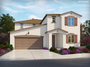 Residence 2 - Encore at Meadowlands: Lincoln, California - Meritage Homes